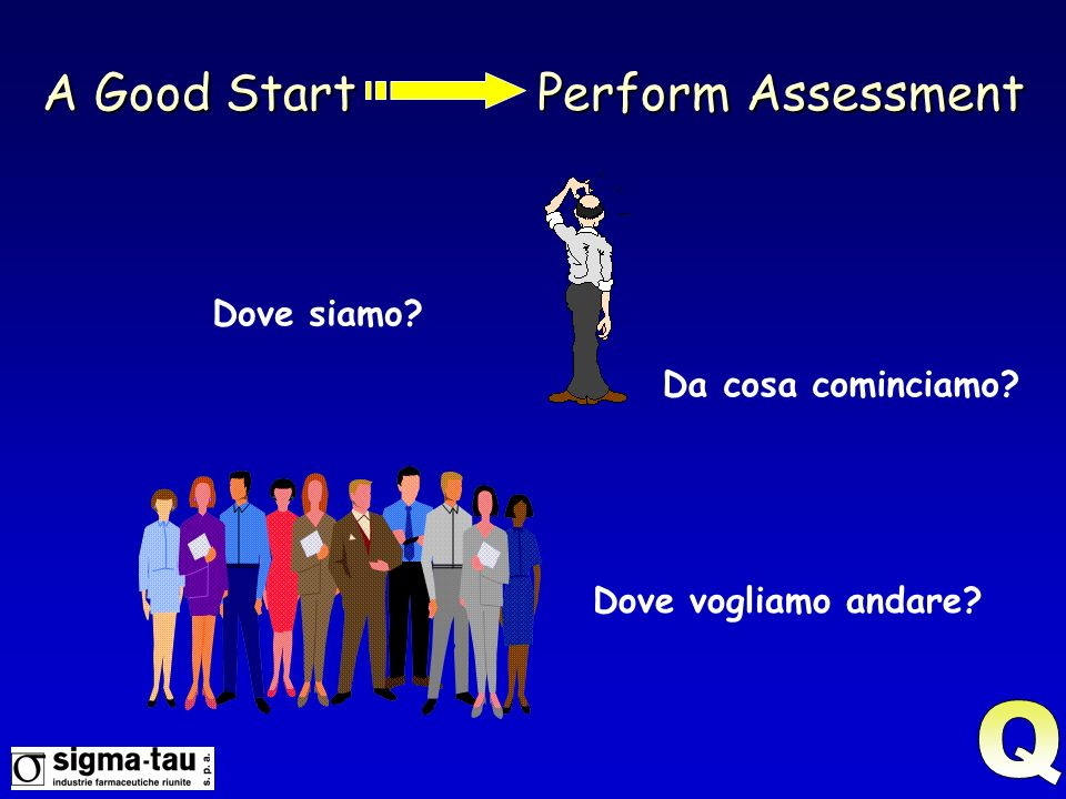 A Good Start Perform Assessment