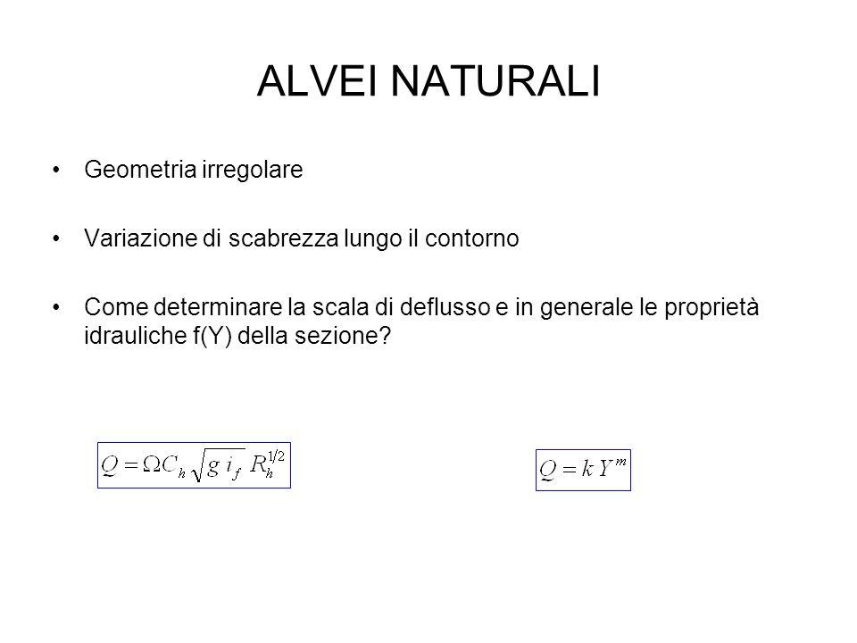 ALVEI NATURALI Geometria irregolare
