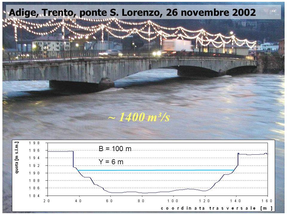 Corso di Idrodinamica – Anno 2009