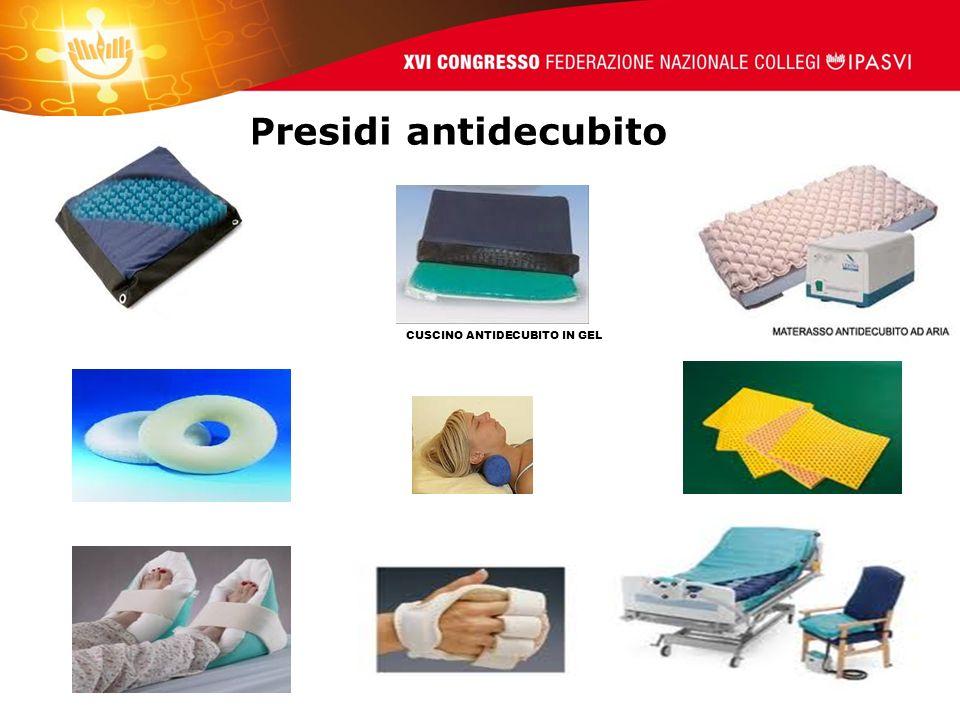 Presidi antidecubito CUSCINO ANTIDECUBITO IN GEL