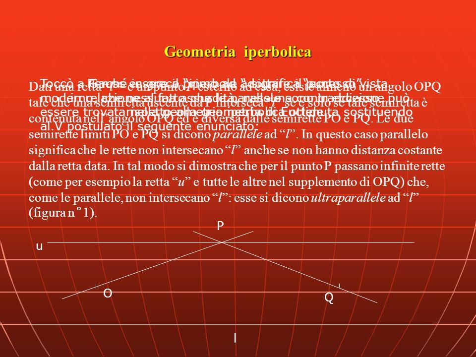 Geometria iperbolica