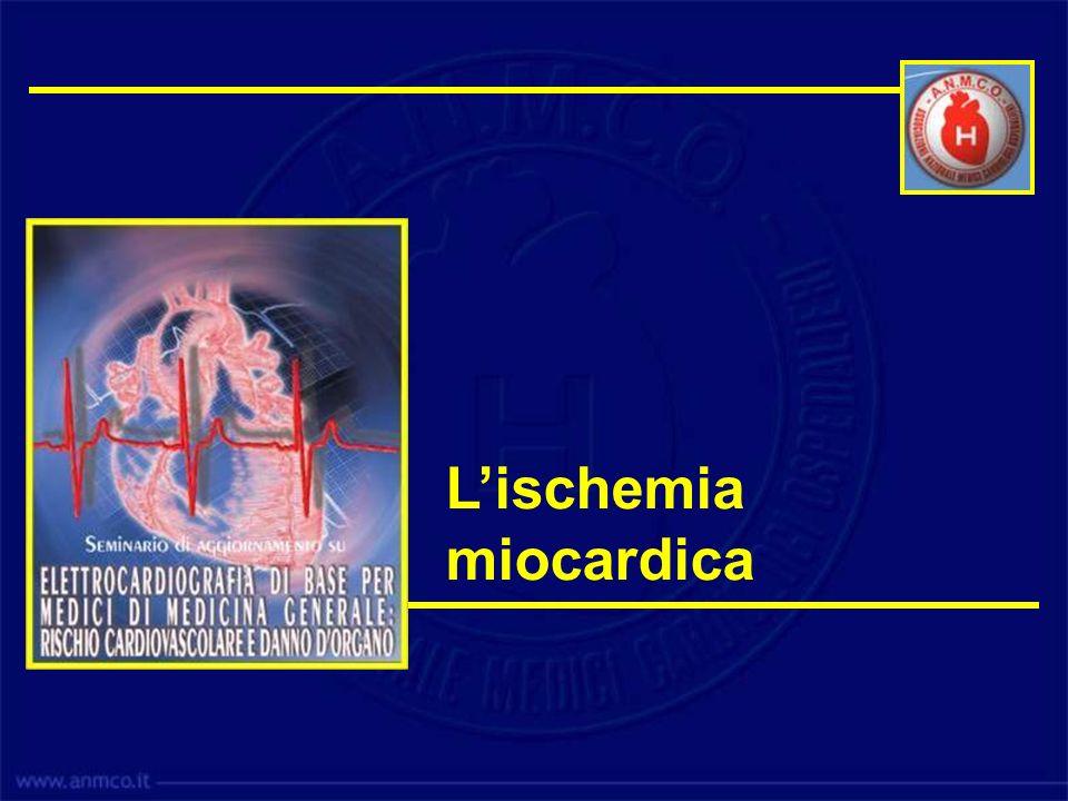 L'ischemia miocardica