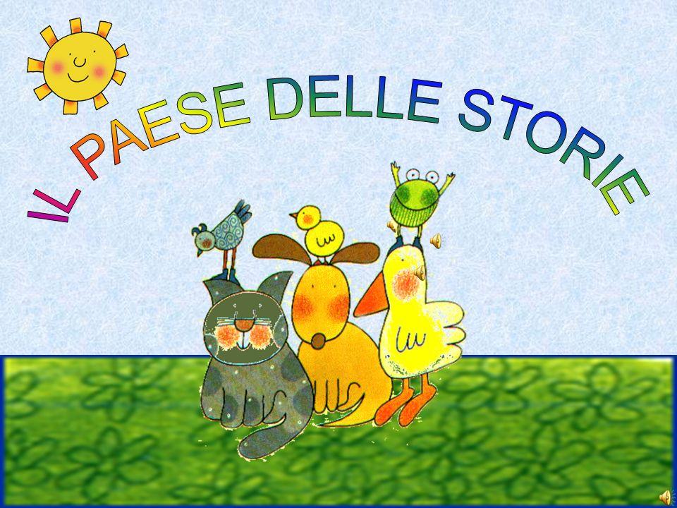 IL PAESE DELLE STORIE