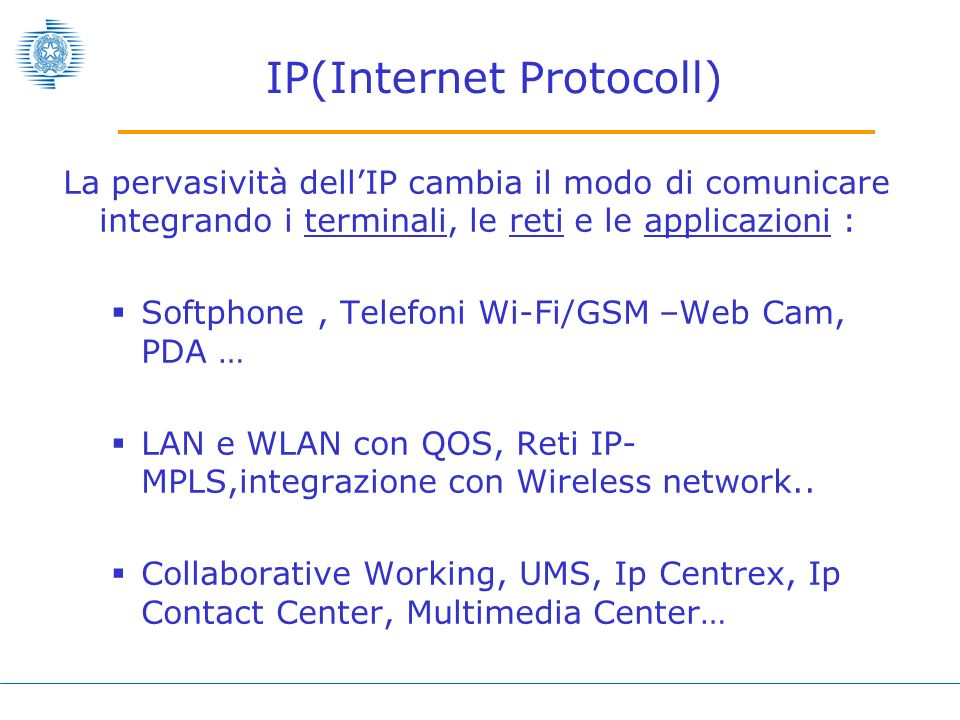 IP(Internet Protocoll)