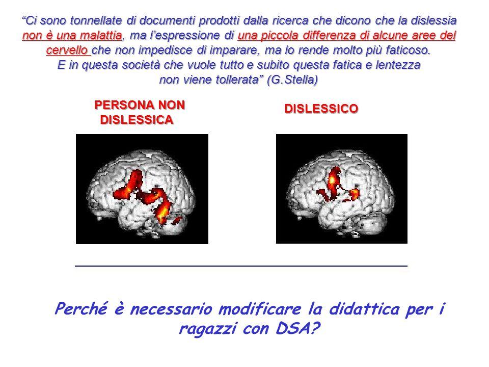 Perché è necessario modificare la didattica per i ragazzi con DSA
