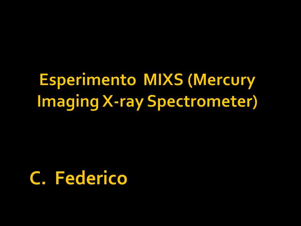 Esperimento MIXS (Mercury Imaging X-ray Spectrometer)