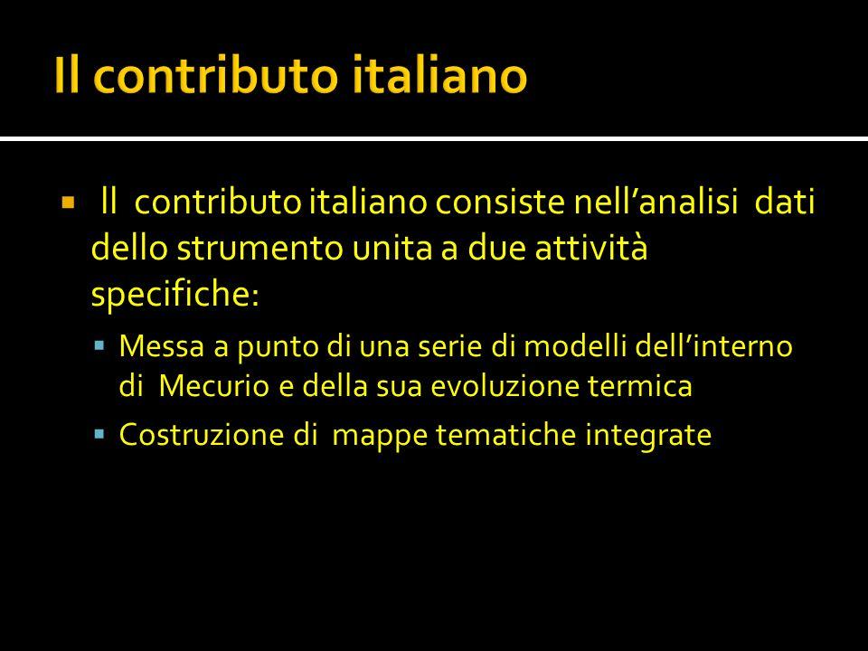 Il contributo italiano