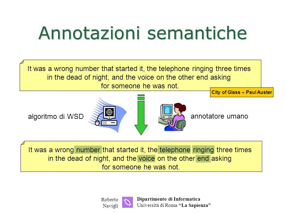 Annotazioni semantiche