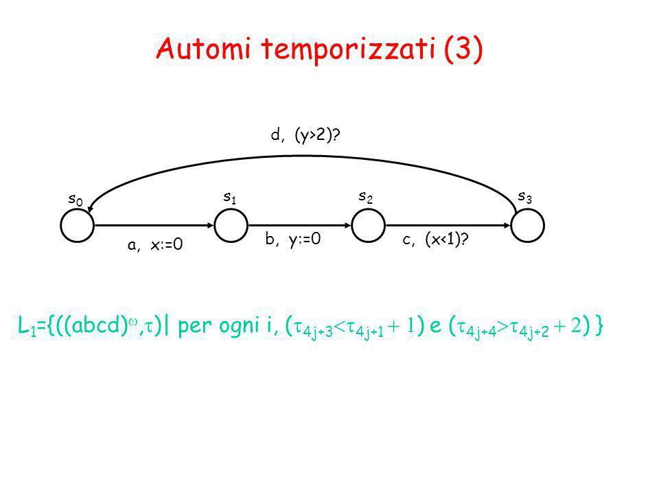 Automi temporizzati (3)