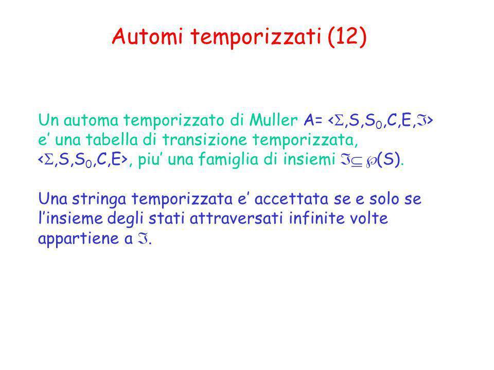 Automi temporizzati (12)