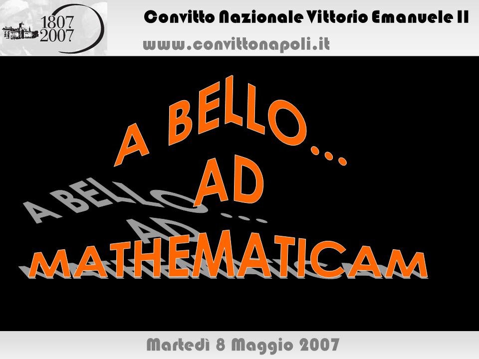 A BELLO... AD MATHEMATICAM