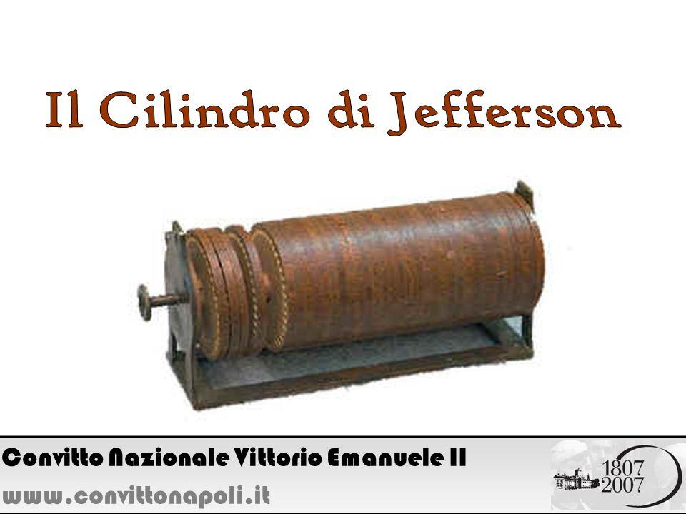 Il Cilindro di Jefferson