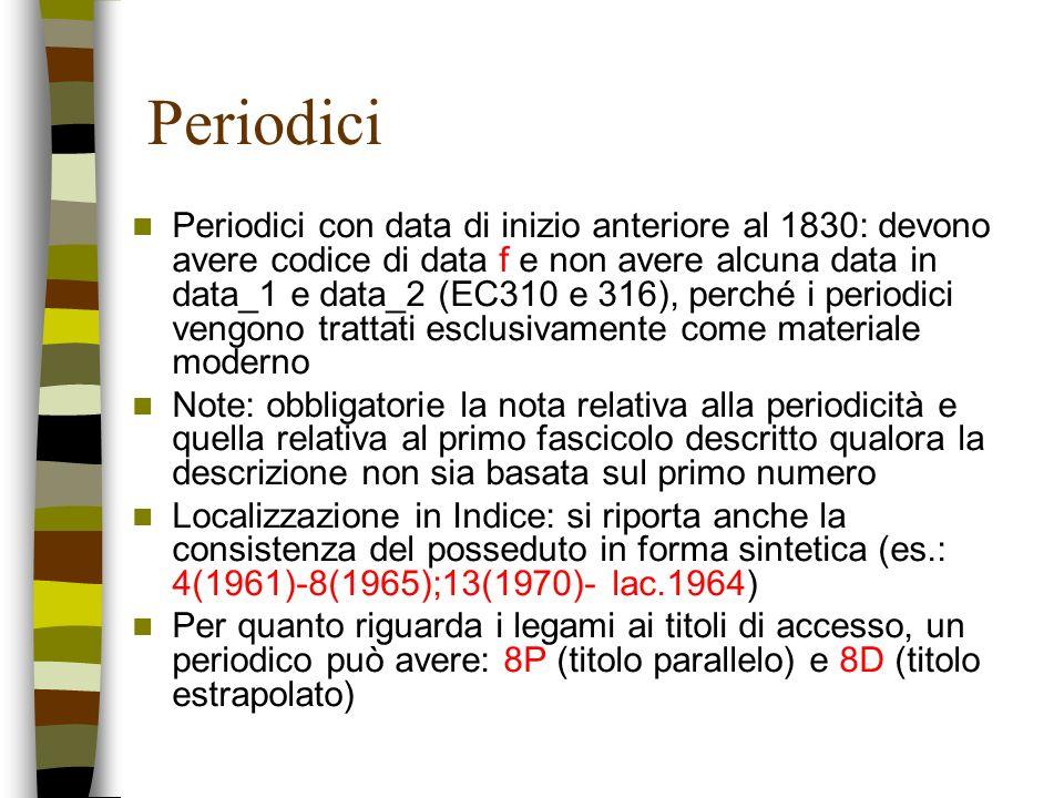 Periodici