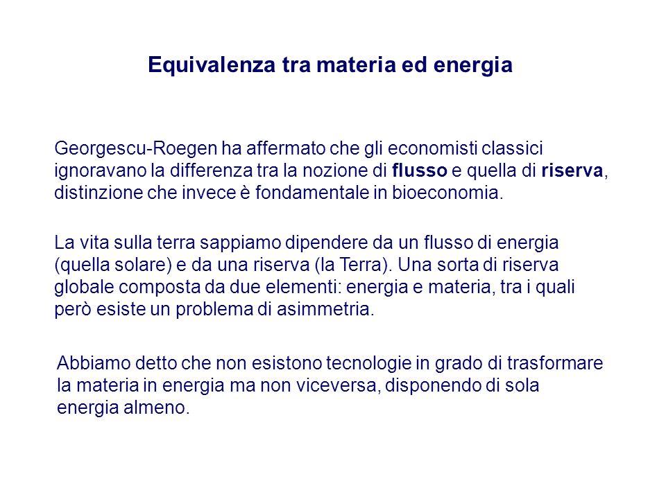 Equivalenza tra materia ed energia