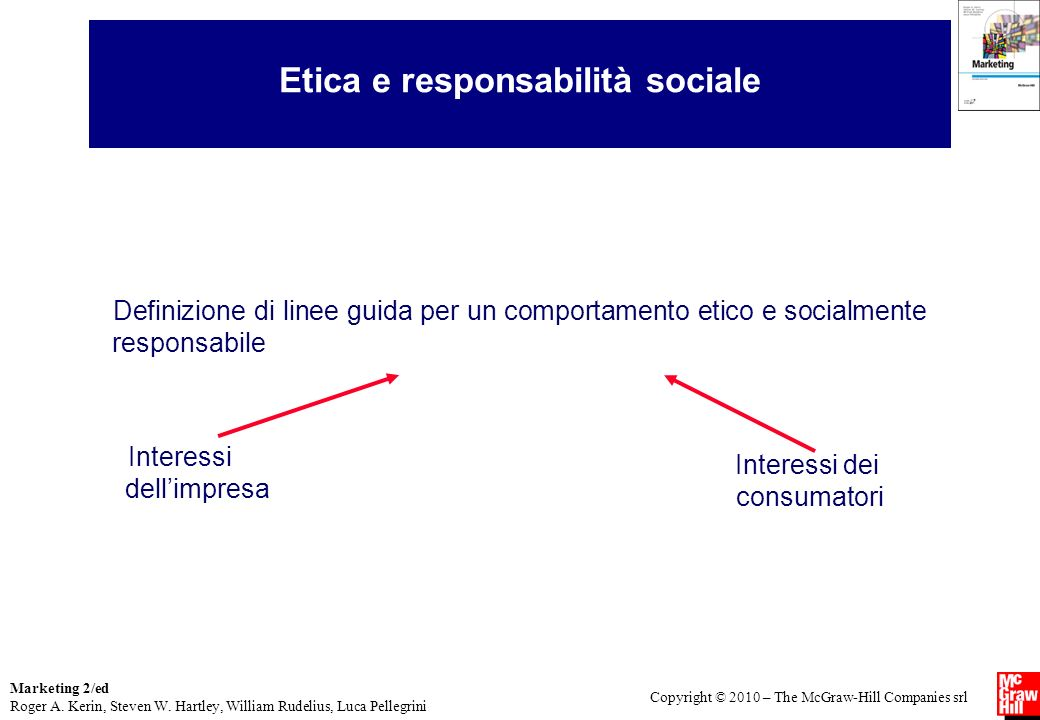 Etica e responsabilità sociale