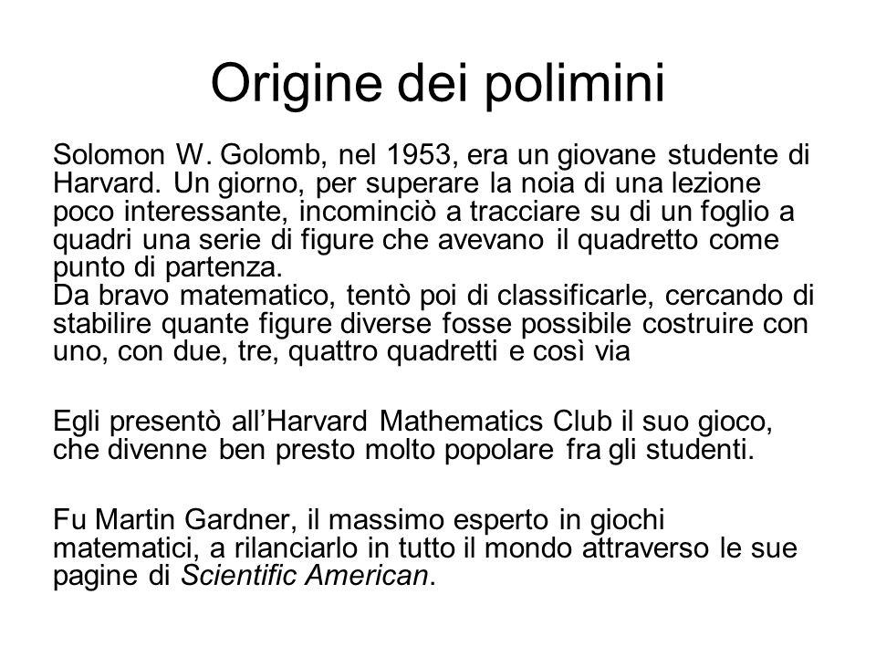 Origine dei polimini