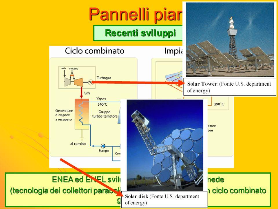 ENEA ed ENEL sviluppando il progetto Archimede