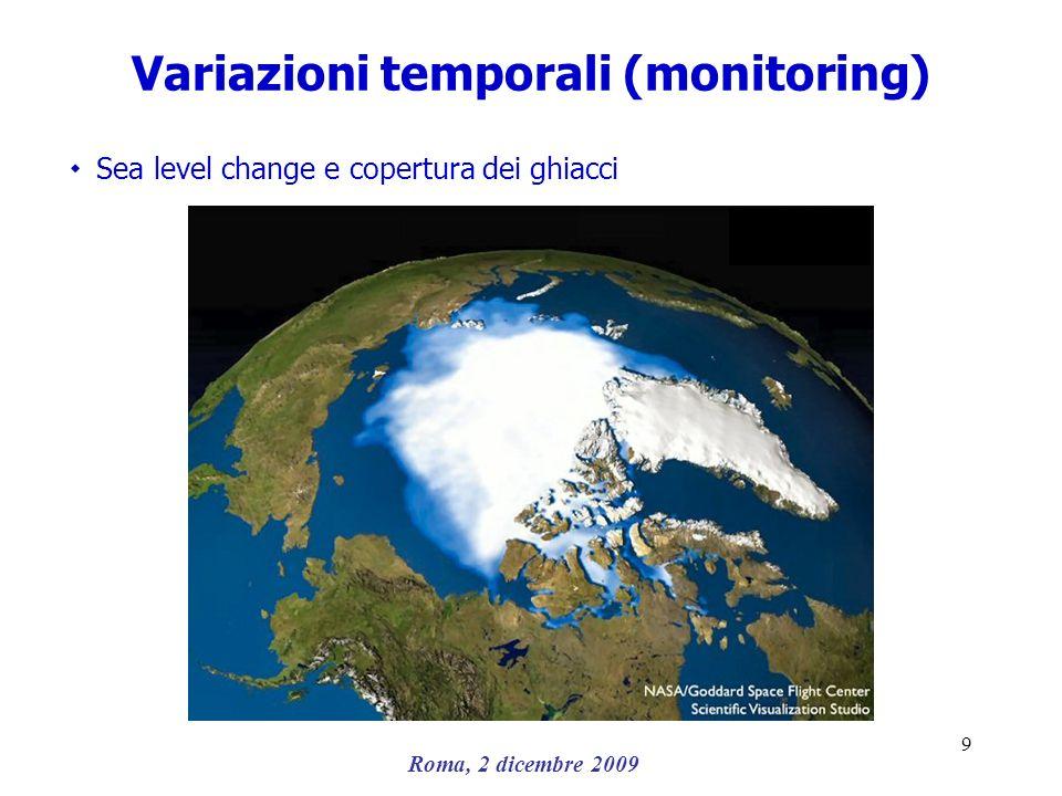 Variazioni temporali (monitoring)