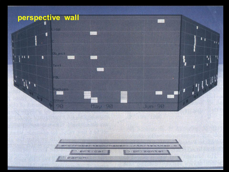 perspective wall