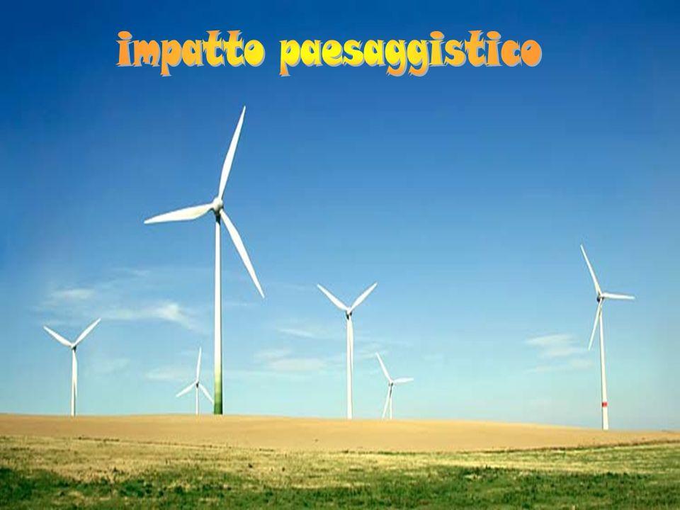 impatto paesaggistico