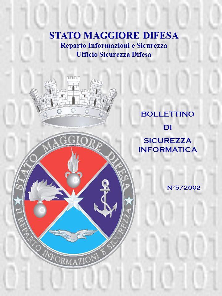 Reparto Informazioni e Sicurezza Ufficio Sicurezza Difesa