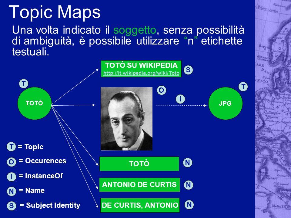 TOTÒ SU WIKIPEDIA http://it.wikipedia.org/wiki/Toto