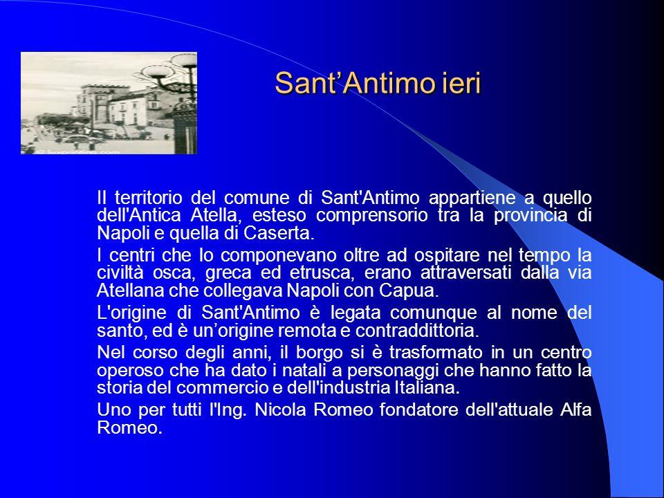 Sant'Antimo ieri
