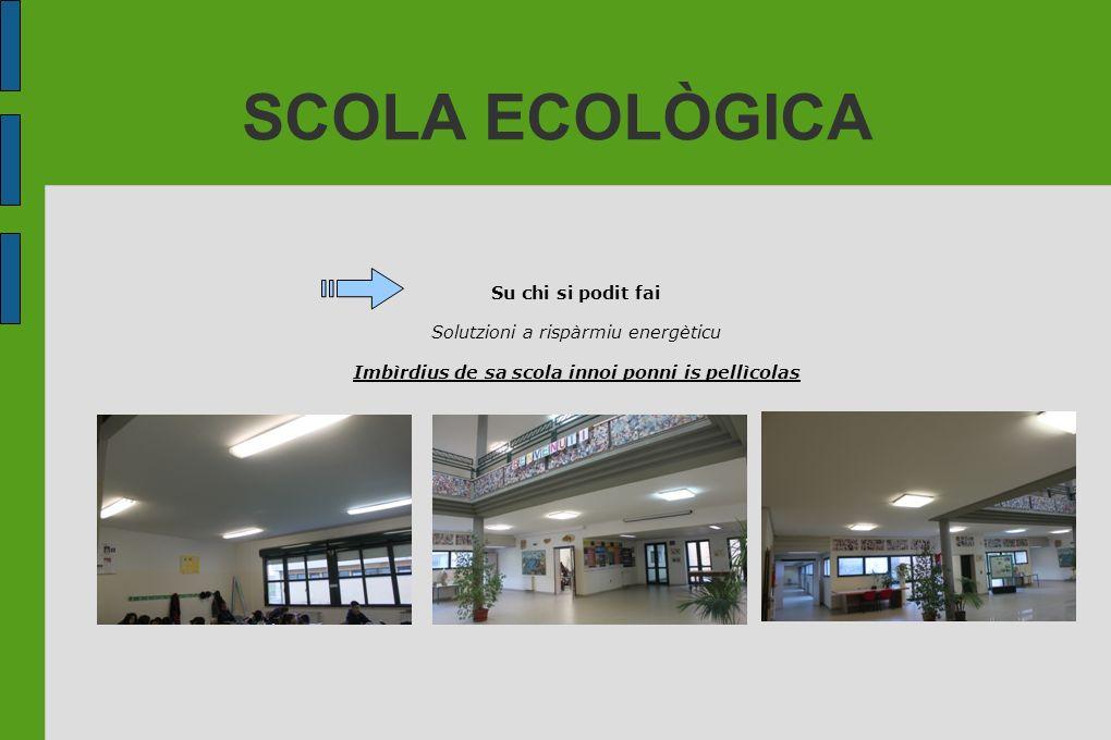Imbìrdius de sa scola innoi ponni is pellìcolas