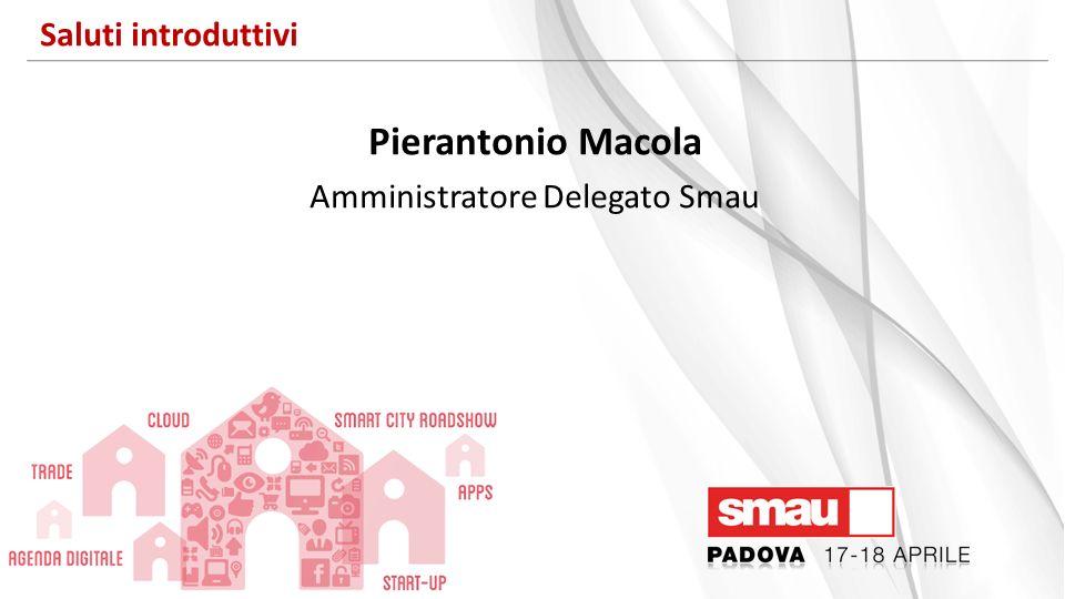 Amministratore Delegato Smau
