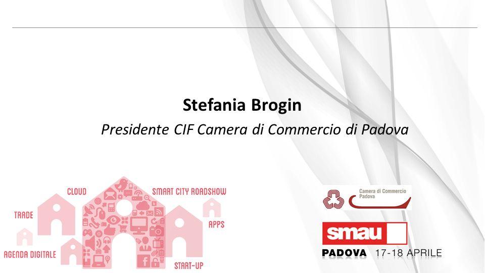 Presidente CIF Camera di Commercio di Padova