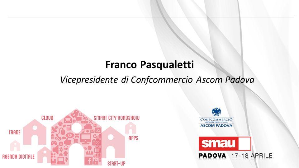 Vicepresidente di Confcommercio Ascom Padova