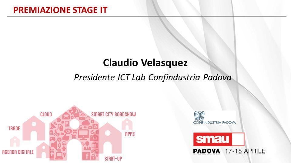 Presidente ICT Lab Confindustria Padova
