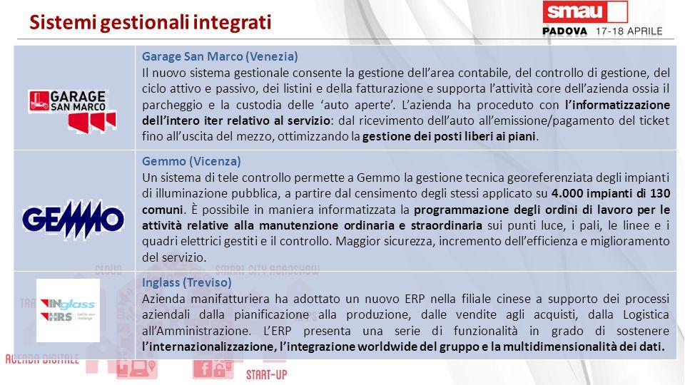 Sistemi gestionali integrati