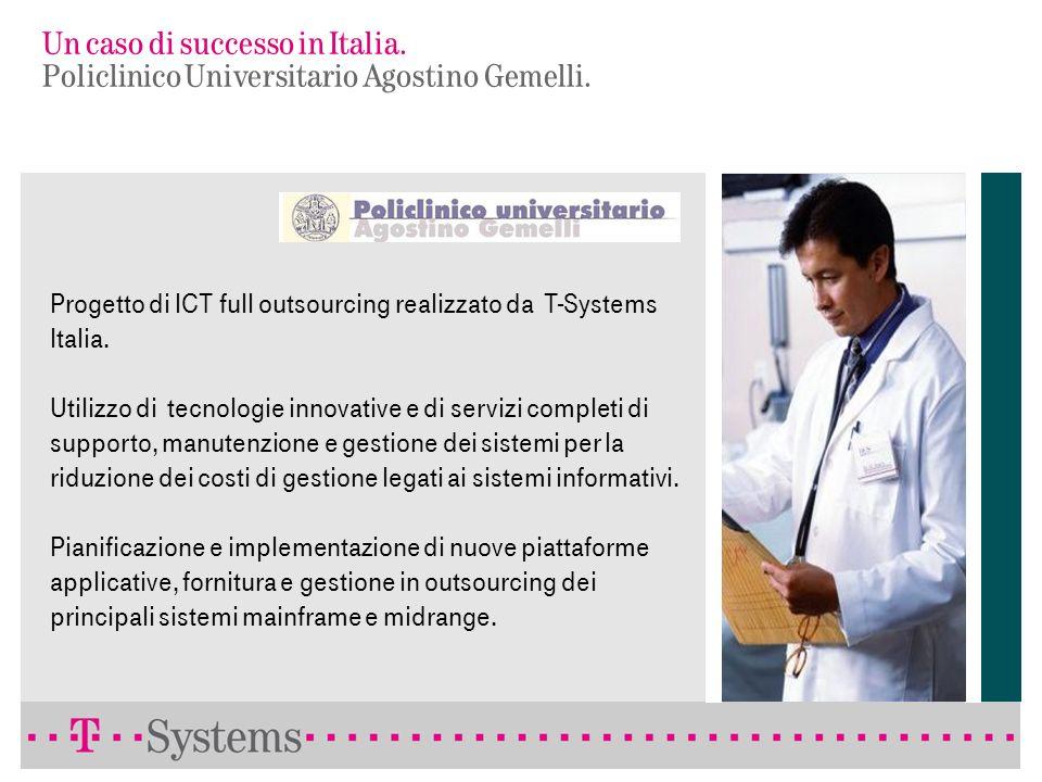 Un caso di successo in Italia