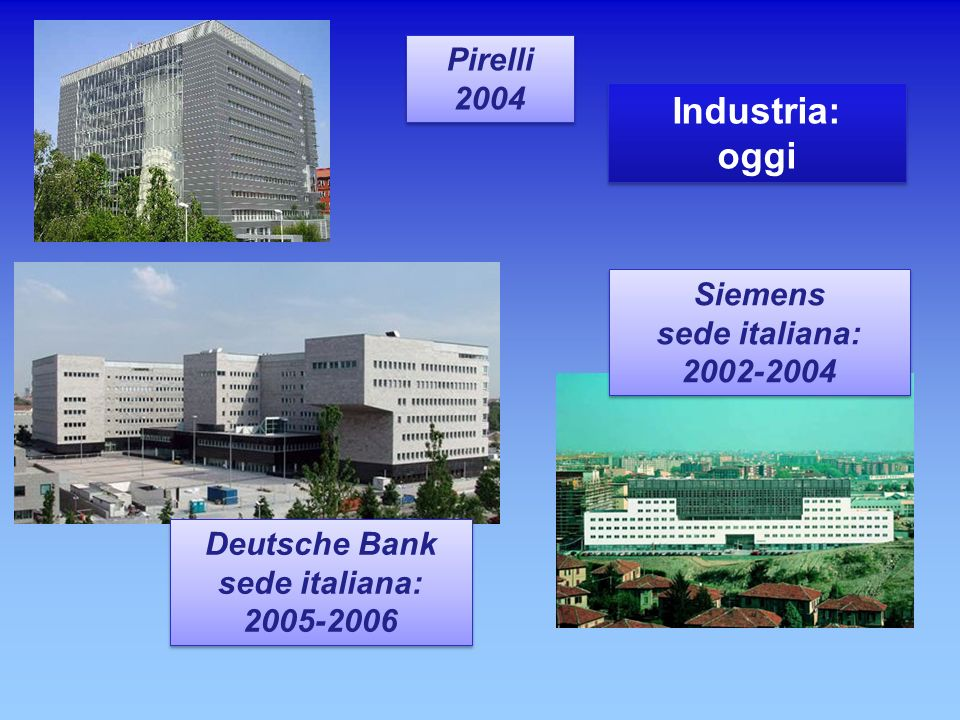 Deutsche Bank sede italiana: