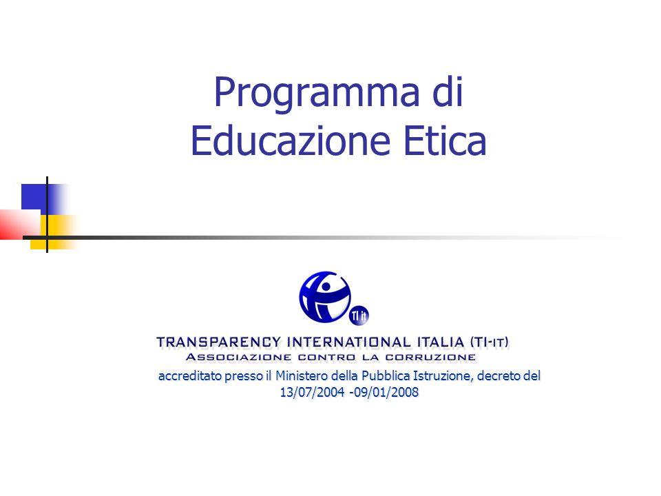 Programma di Educazione Etica