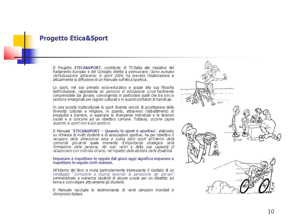 Progetto Etica&Sport