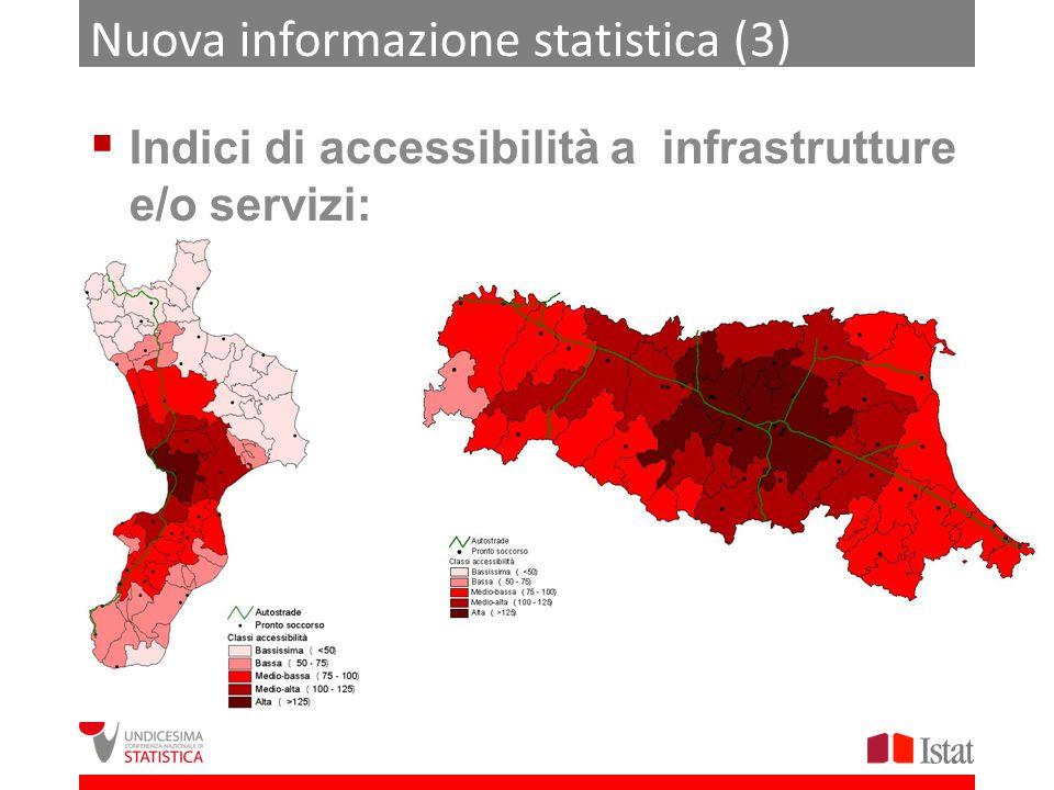 Nuova informazione statistica (3)