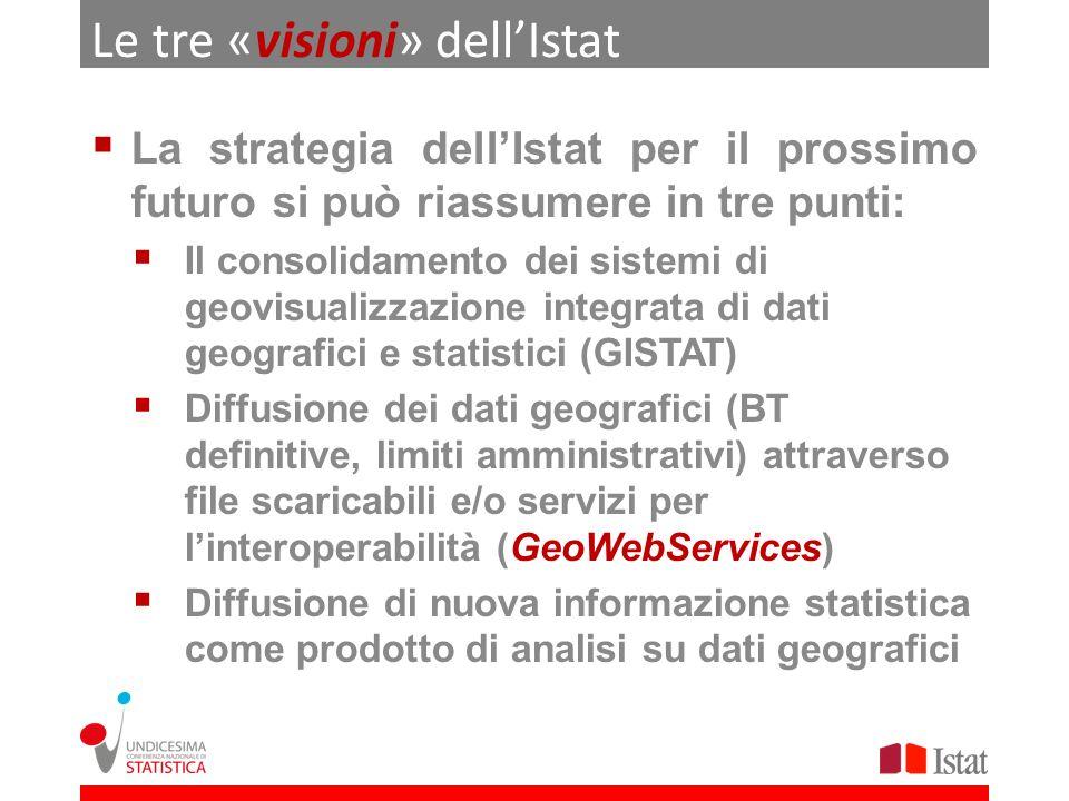 Le tre «visioni» dell'Istat