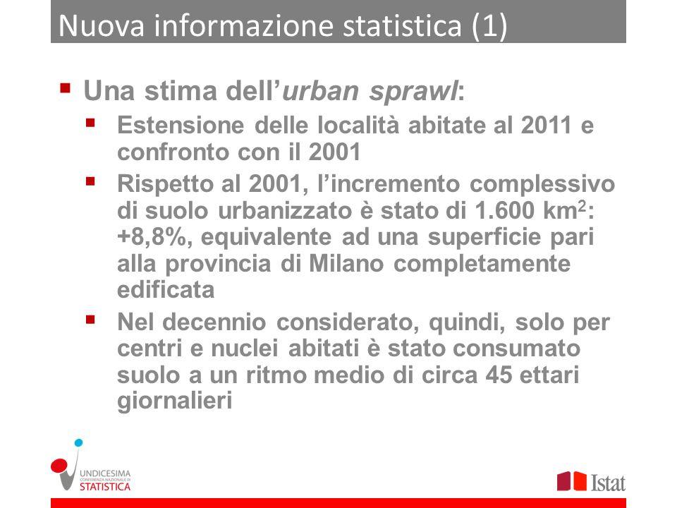Nuova informazione statistica (1)