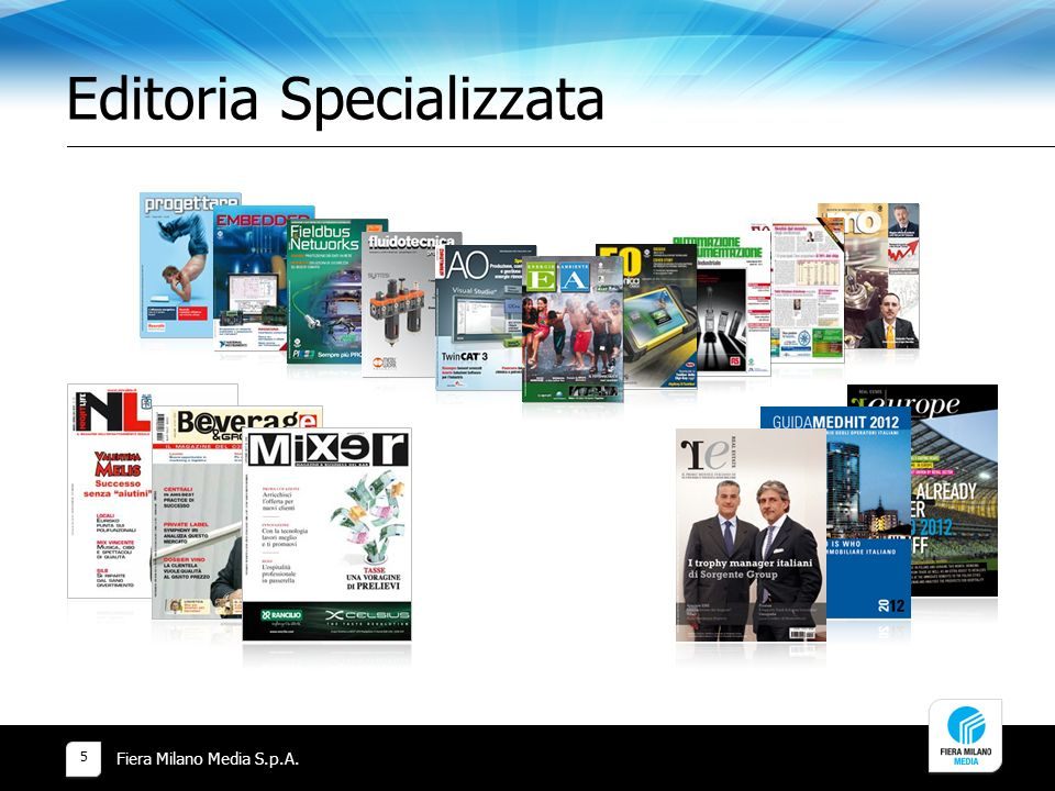 Editoria Specializzata