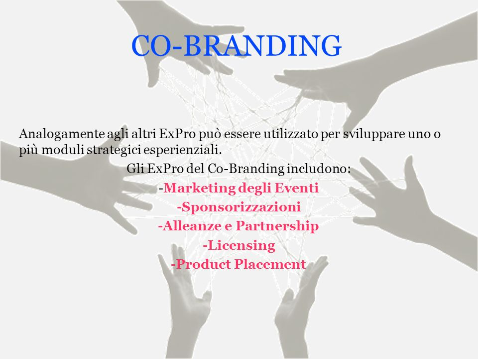 -Alleanze e Partnership