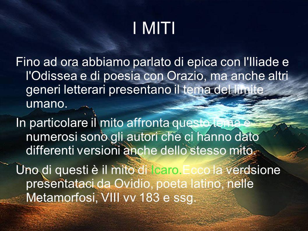 I MITI
