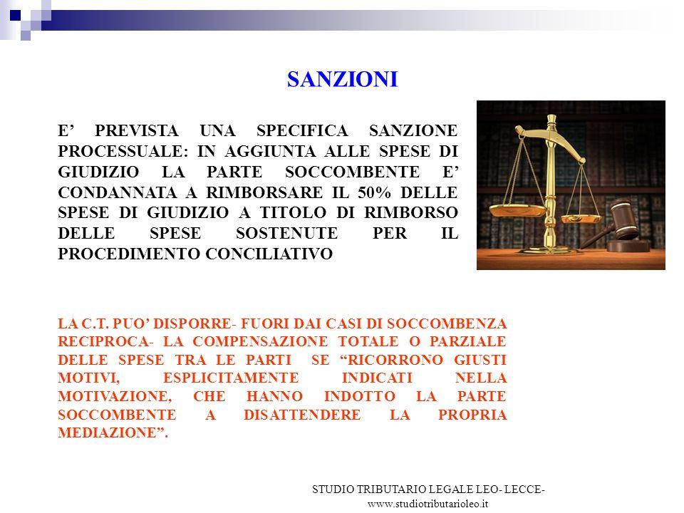 STUDIO TRIBUTARIO LEGALE LEO- LECCE-
