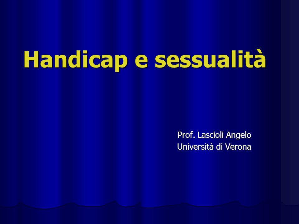 Prof. Lascioli Angelo Università di Verona