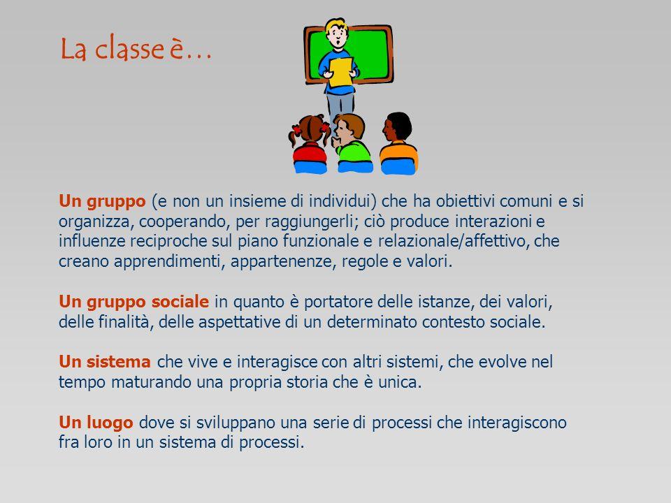 La classe è…