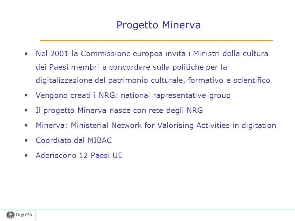 Progetto Minerva