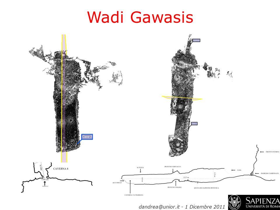 Wadi Gawasis dandrea@unior.it - 1 Dicembre 2011