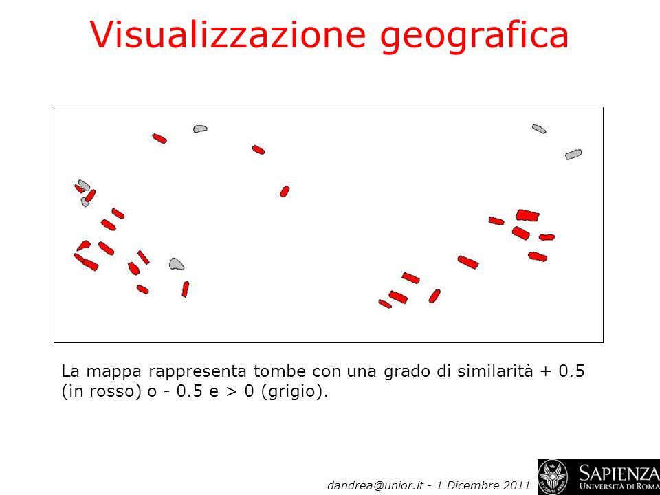 Visualizzazione geografica