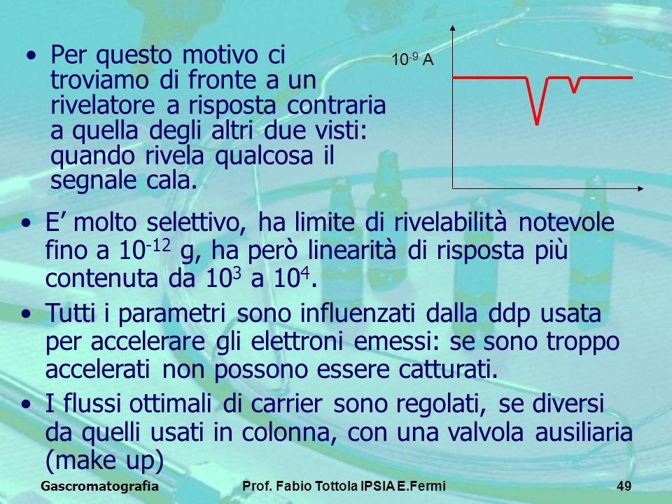 Prof. Fabio Tottola IPSIA E.Fermi
